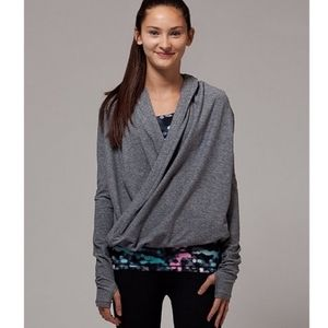 Ivivva Fours a Charm Wrap Cardigan